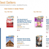 Best seller in Asia Travel Amazon