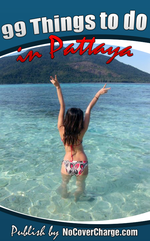 99 Things to do in Pattaya