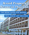 Thailand property scams